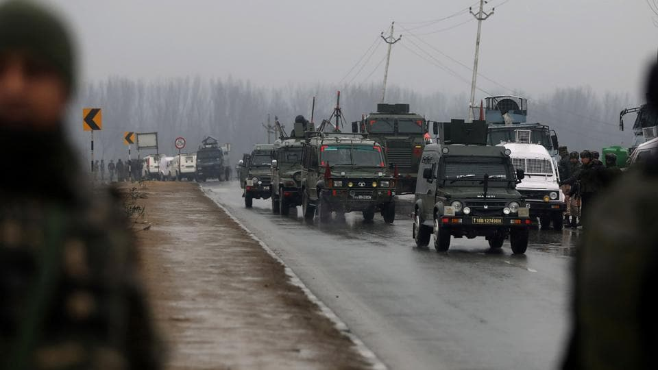 The Jammu to Srinagar highway had been blocked for nearly a week and the queue of CRPF personnel waiting to travel from Jammu to Srinagar had been getting longer.