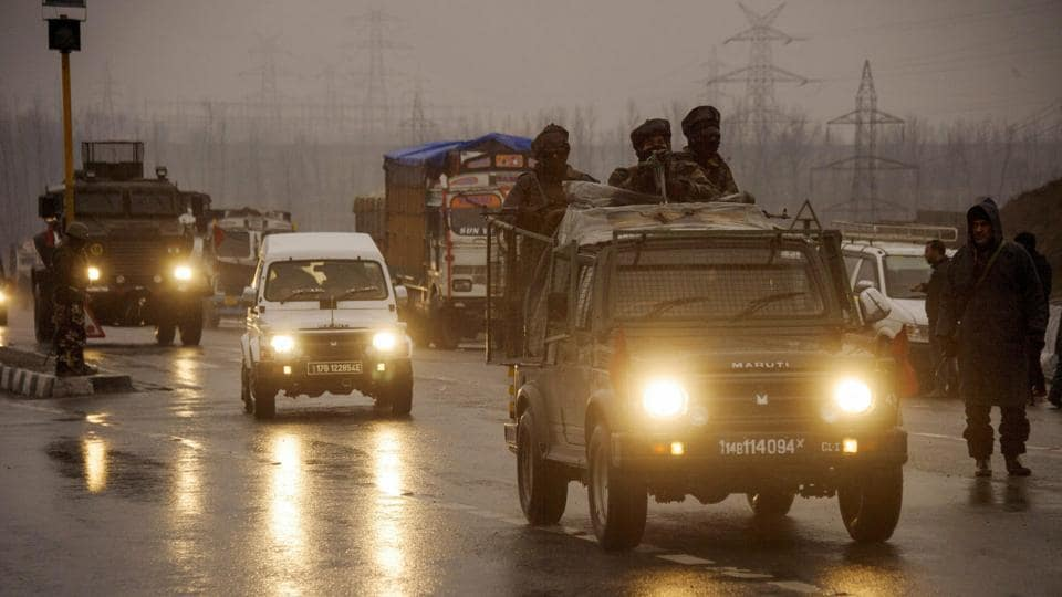 At least 30 CRPF jawans were killed and dozens other injured when a CRPF convoy was attacked.
