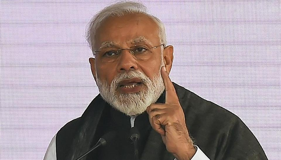 Prime Minister Narendra Modi said India will give fitting response to the Pulwama terror attack in Jammu and Kashmir.
