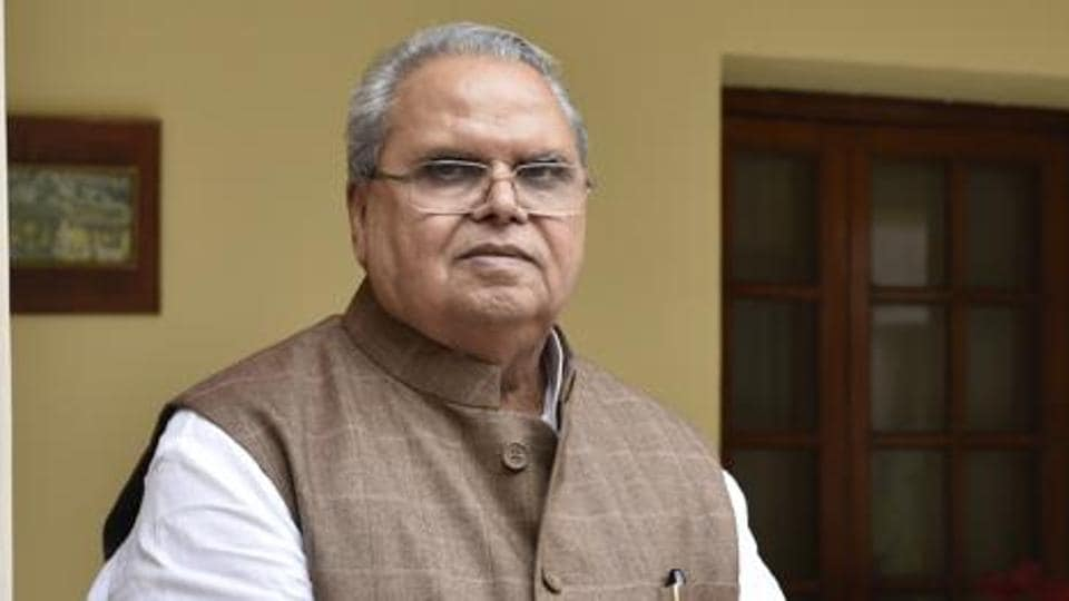 Satya Pal Malik,Governor Satya Pal Malik,Jammu and Kashmir