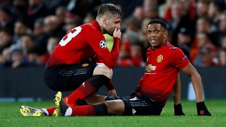 Manchester United forwards Anthony Martial and Jesse Lingard out for up to 3 weeks | football
