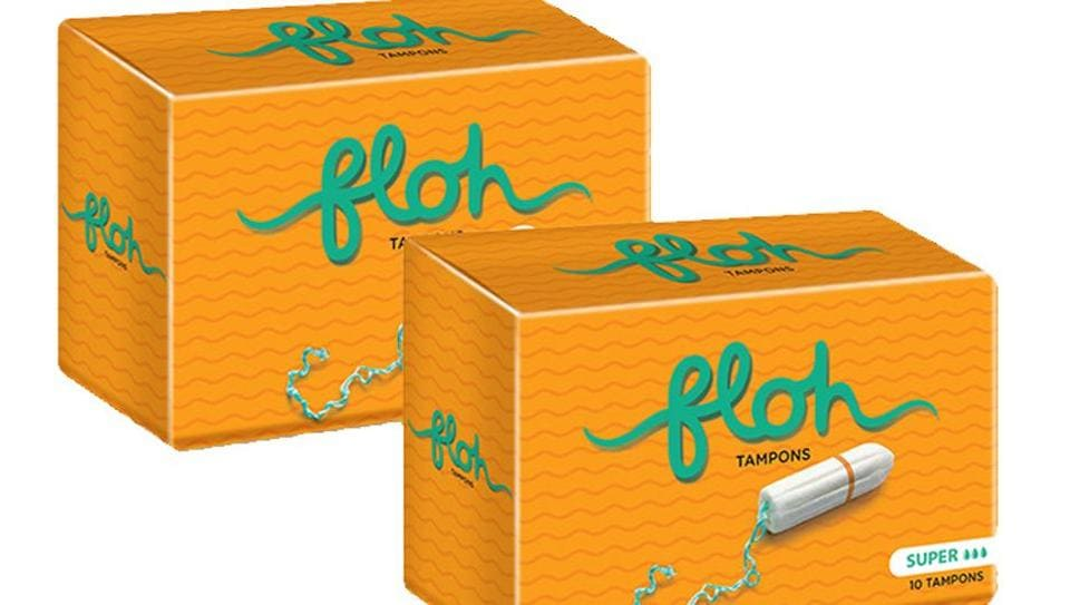 FLOH tampons, a homegrown brand in India is ensuring you