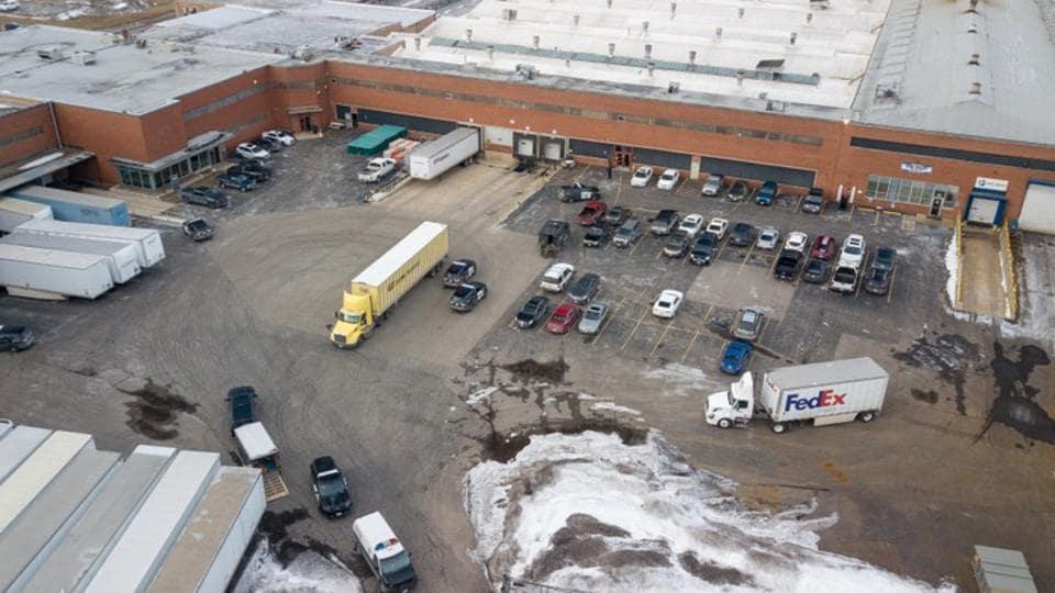 Chicago shooting,Illinois shooting,Illinois warehouse