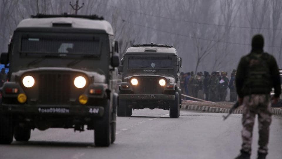 Pulwama attack,Pulwama terror attack,Kashmir attack