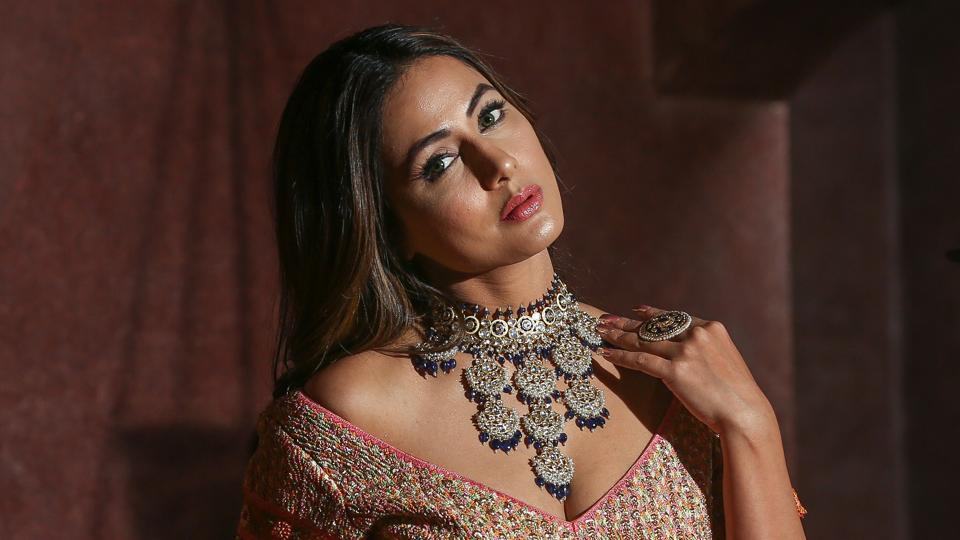 Brides-to-be, check it out: Hina Khan rocks the best of
