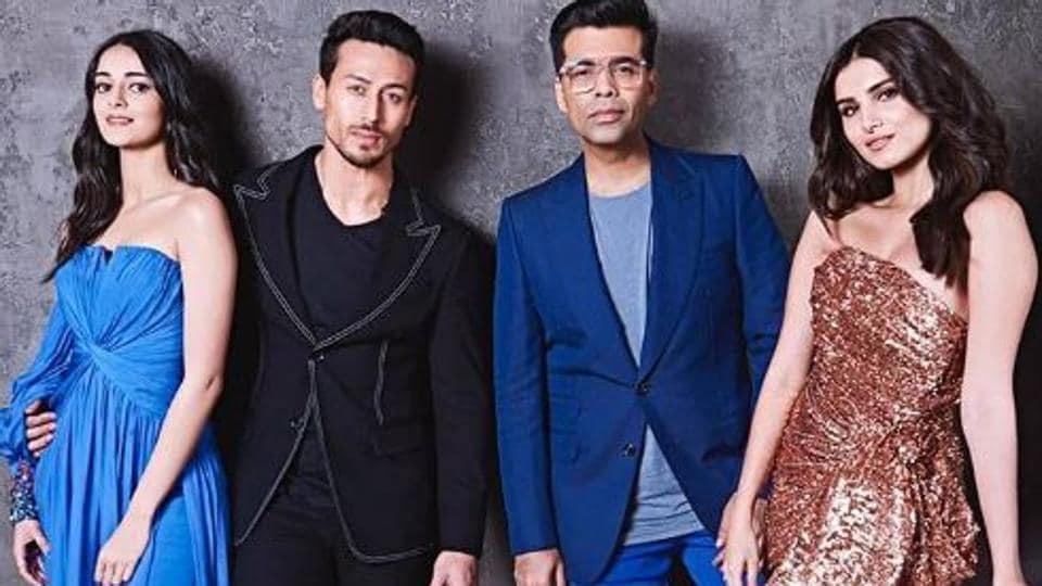 Tiger Shroff, Ananya Pandey, Tara Sutaria will star in Karan Johar's Student of the Year 2.