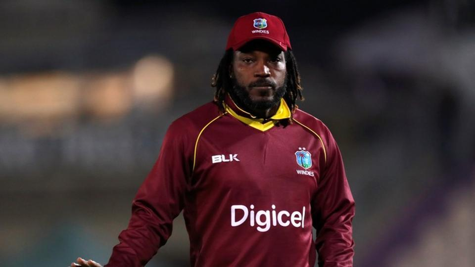 Chris Gayle Announces Retirement From ODIs