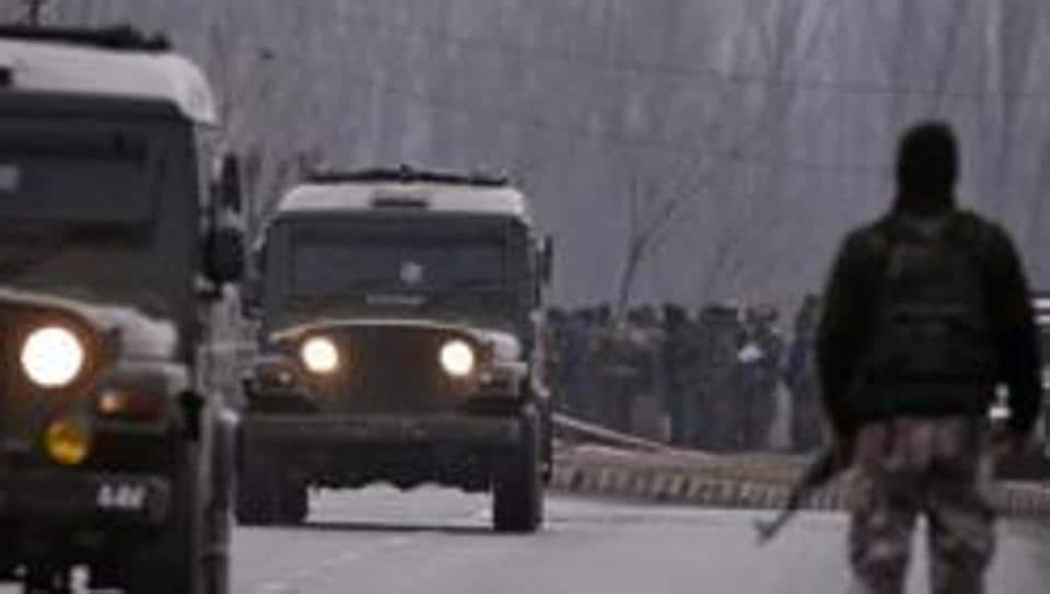 """The CRPF Sunday cautioned people against """"fake pictures"""" being circulated online of body parts of its 40 soldiers killed in the Pulwama attack."""
