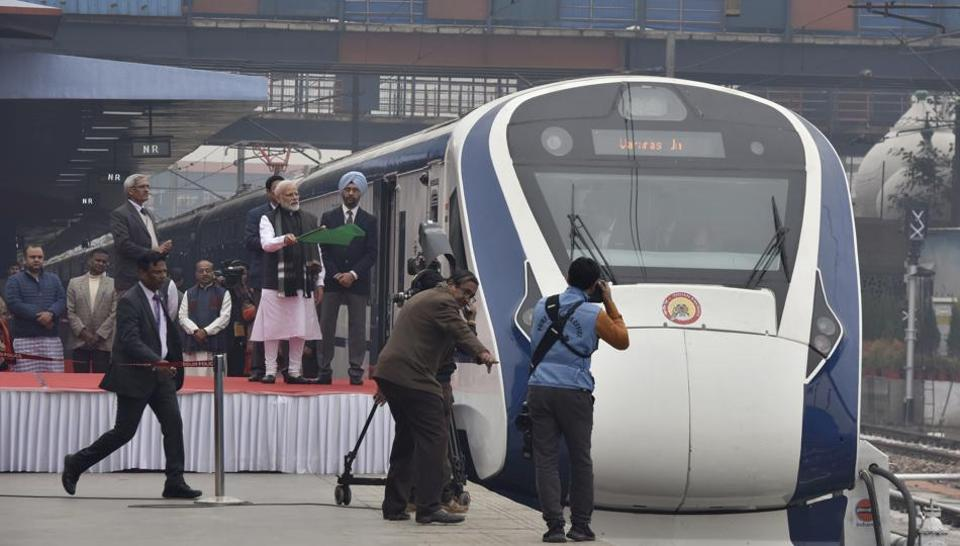 Vande Bharat Express, fare, ticket, route complete information