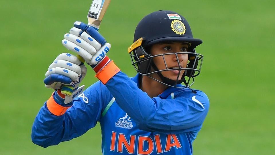File image of India cricketer Smriti Mandhana.