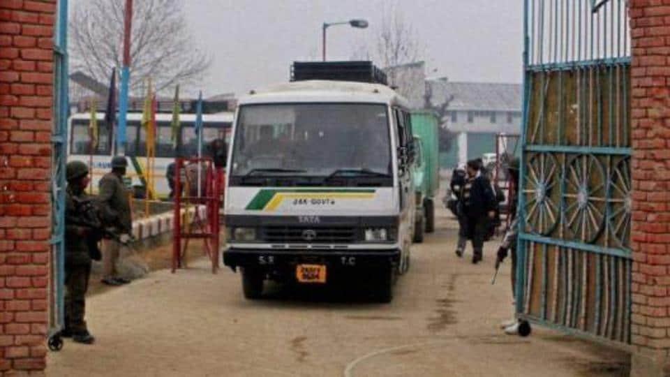 LoC,Peace bus,india
