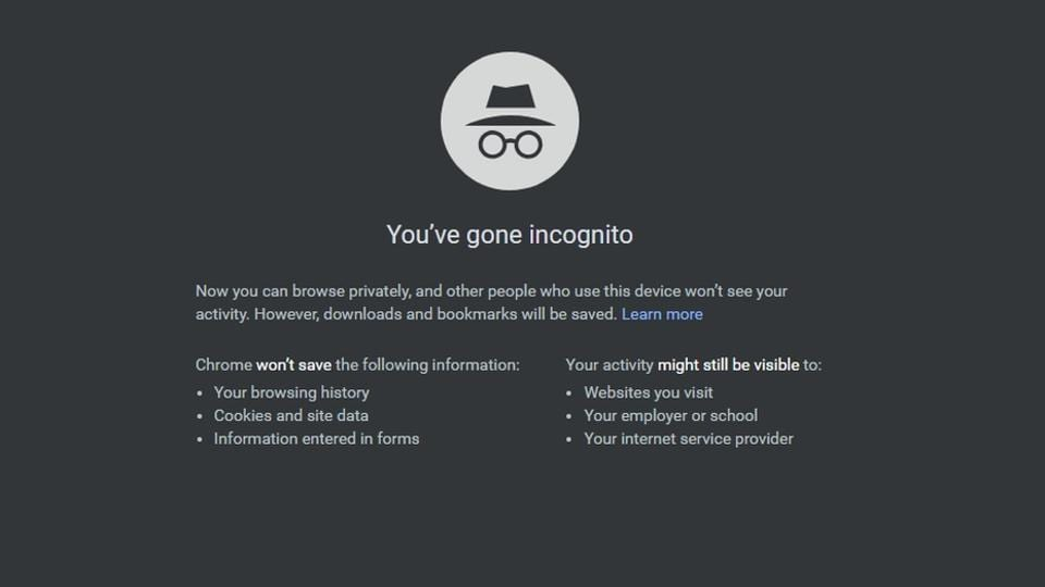 Google to block sites from tracking you in incognito mode