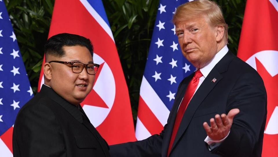 Like the first time Trump met Kim in June, Japanese Prime Minister Shinzo Abe has found himself on the outside peering in before their second summit set for Feb. 27-28 in Hanoi.