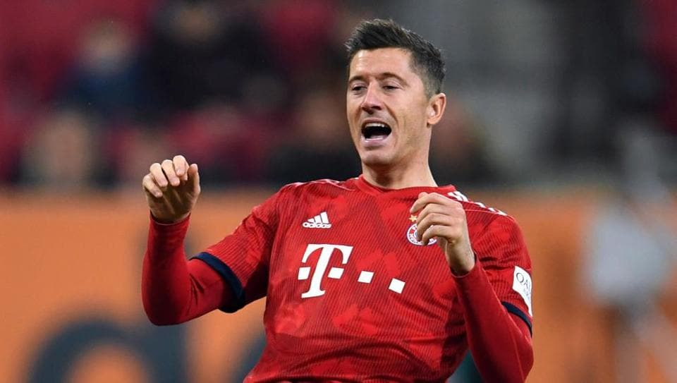 Lewandowski out to torment mentor Klopp at Anfield