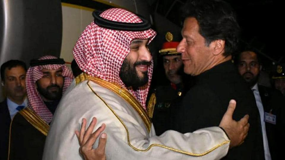 Visiting Saudi Crown Prince Mohammad bin Salman said his country would collaborate with Pakistan economically, politically and in terms of security.