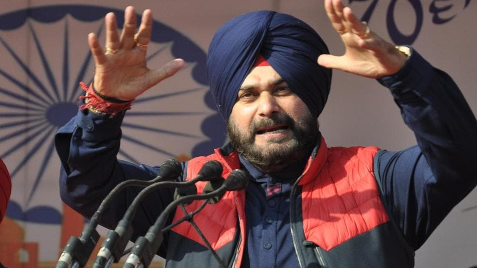 Under fire for comments on Pulwama attack, Navjot Singh Sidhu 'reminds' BJP of Kandahar
