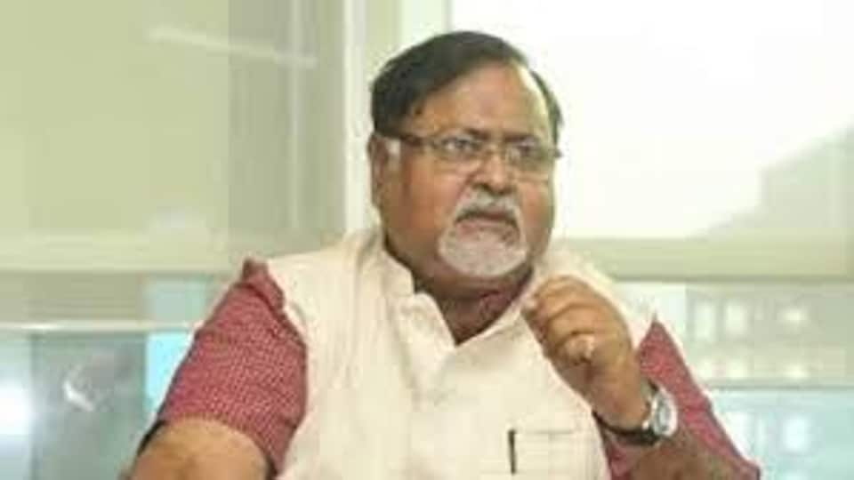 West Bengal education minister Partha Chatterjee (pictured) had on Monday sought a report on the ongoing investigation by the WBBSE over the allegations of question paper leak.