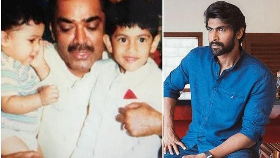 Rana Daggubati has often spoken fondly of his grandfather, late D Rama Naidu.