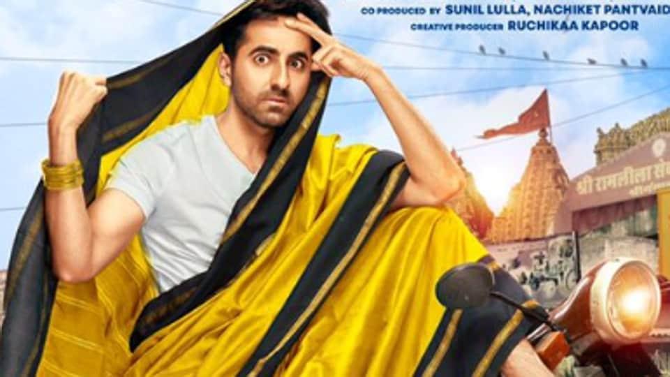 Ayushmann Khurrana will play a man who plays Sita's part in Ramleela.