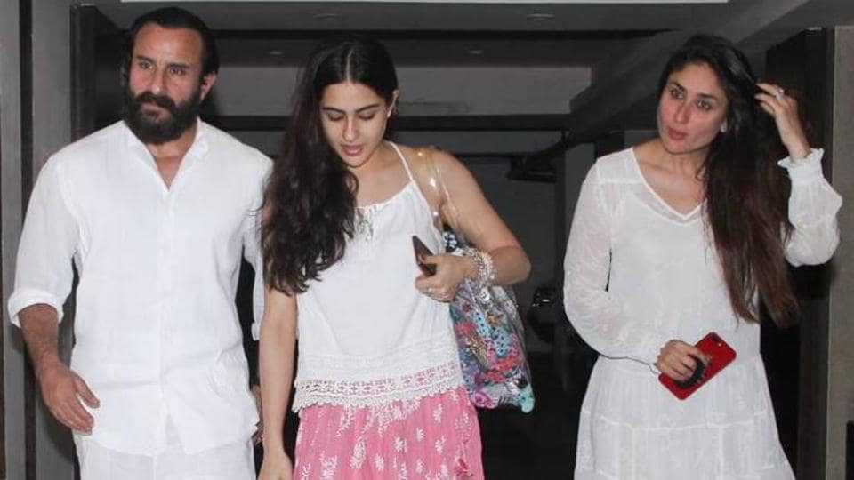 Did Kareena confirm Sara's and Sushant's relationship?