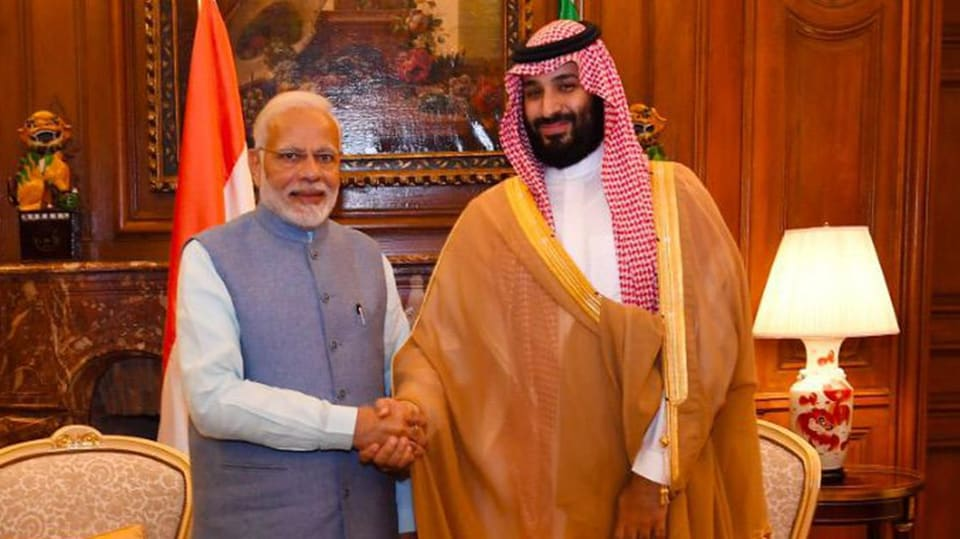 India May Talk About Pakistan's Use Of Terrorism With Saudi Arabia