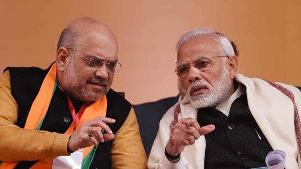 It's possible gains in the east and the south will not compensate for the dip. And it is this calculation which has led the Narendra Modi-Amit Shah to become far more pragmatic