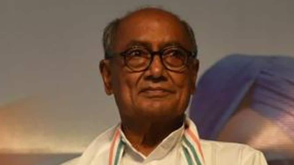 Digvijaya Singh,Goa,Luizinho Faleiro