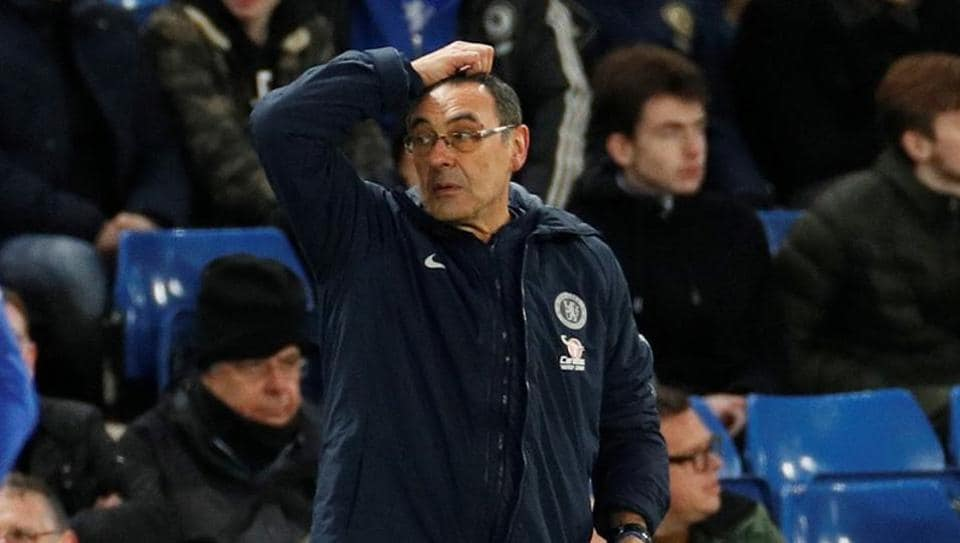 Maurizio Sarri picks over the bones as confusion reigns at Chelsea | football