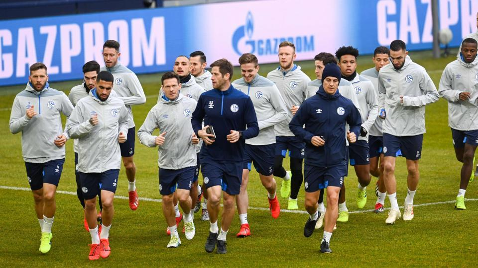'No white flag' – underdogs Schalke ready for Manchester City | football