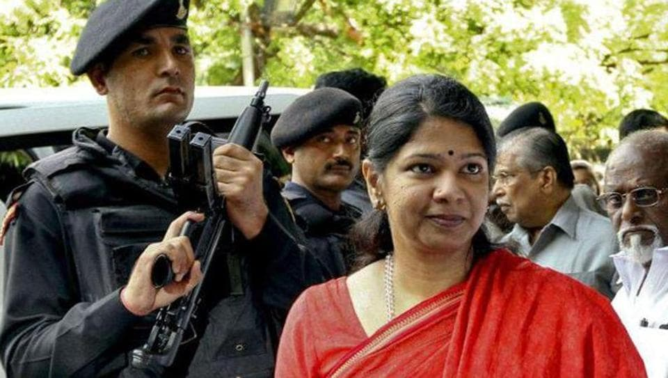 DMK Rajya Sabha MP and women's wing secretary Kanimozhi is part of the DMKnegotiation team for finalising seat-sharing with the Congress.
