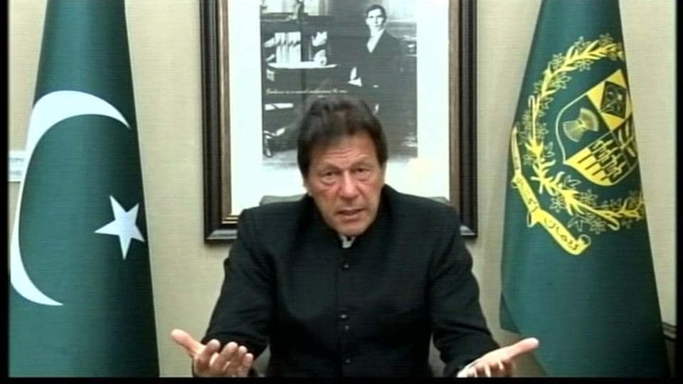 In counter to Imran Khan on terror attack, India taunts 'Naya Pakistan'