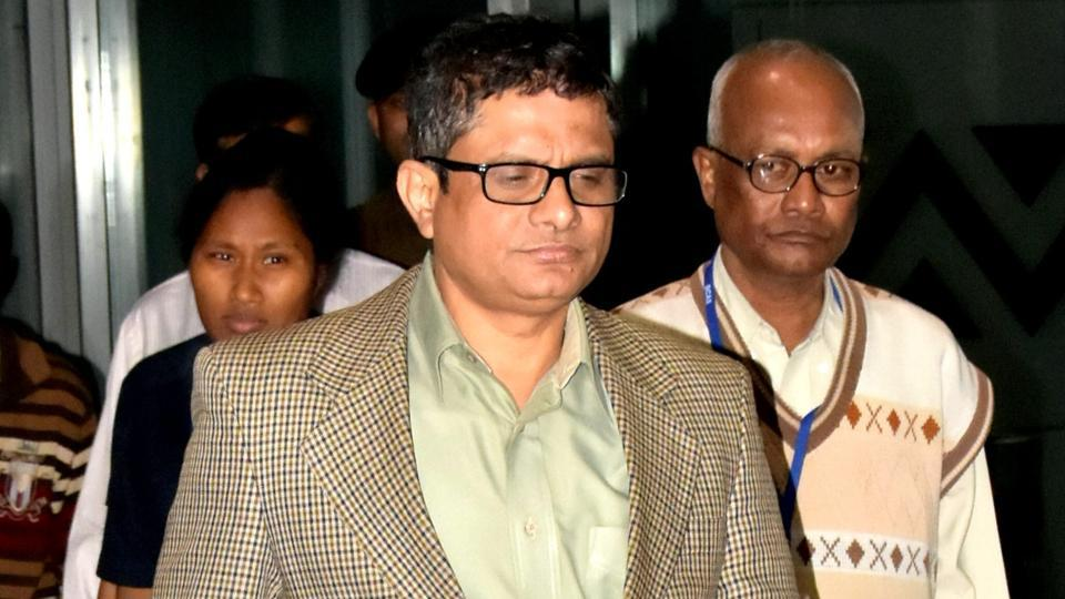 852e06470f914 Rajeev Kumar was questioned by the Central Bureau of Investigation (CBI) in  Shillong for five days after the Supreme Court directed him to appear  before the ...