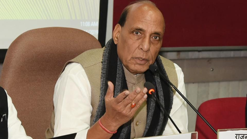 Panic button on mobile phones and other initiatives will be jointly launched by Union Home Minister Rajnath Singh and WCD Minister Maneka Gandhi.