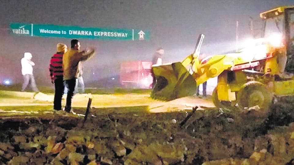 No relief for Dwarka Expressway residents from NPR blockade, next hearing on May 8