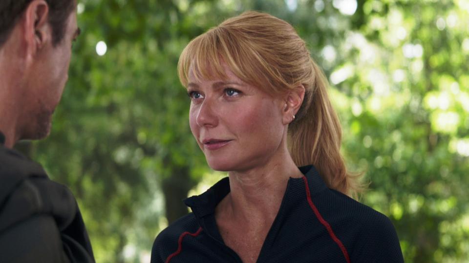 Gwyneth Paltrow,Avengers: Endgame,Pepper Potts