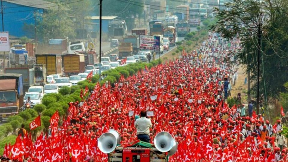 The march will start on February 20 from Nashik and end in Mumbai's iconic Azad Maidan on February 27.