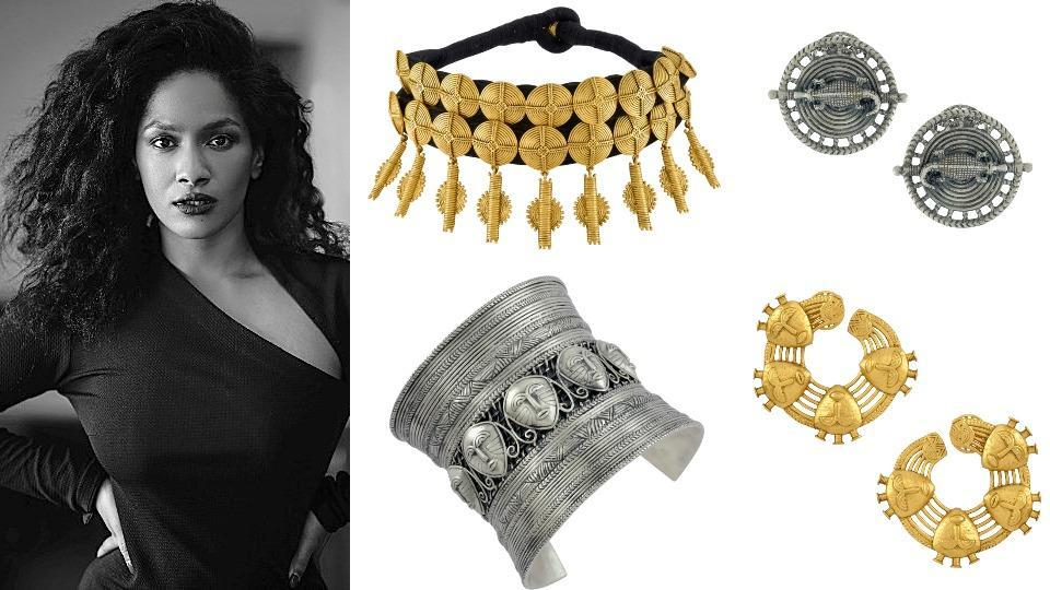 Masaba Gupta,Tribe by Amrapali,jewellery piece