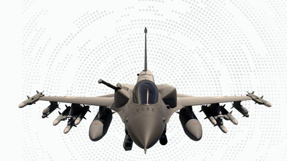 Lockheed Martin said the F-21 has been specifically configured for the Indian Air Force.