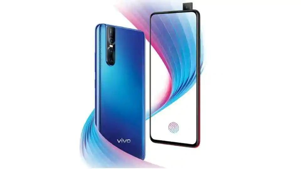 88cc9acb49c V15 Pro  Vivo s new phone has 32MP pop-up selfie camera  Full  specifications