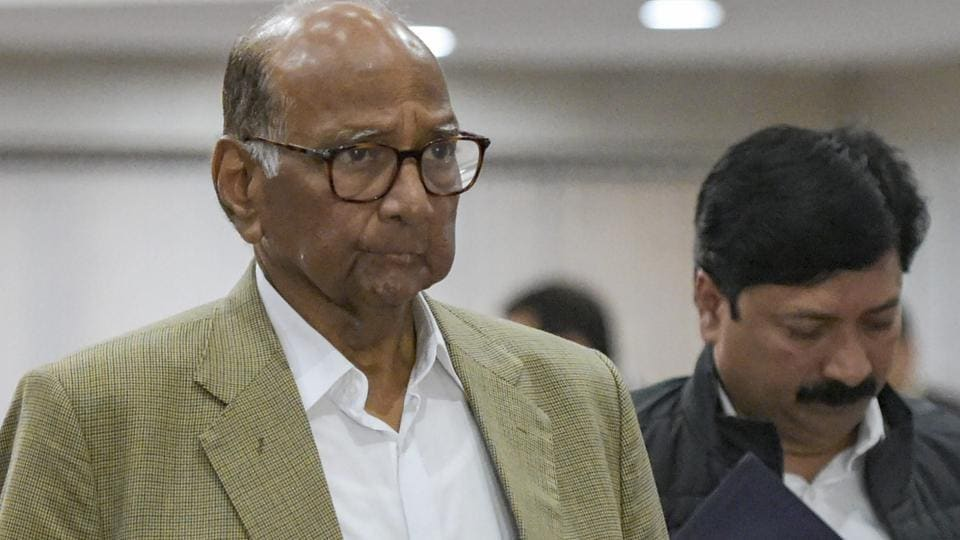 Nationalist Congress Party (NCP) chief Sharad Pawar has said he will contest the Lok Sabha elections, scheduled for April-May 2019.
