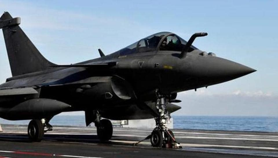 French aircraft maker Dassault Aviation on Wednesday said it would be in a position to set up a production line for Rafale jets in the country only if India placed an order for at least 100 fighters.