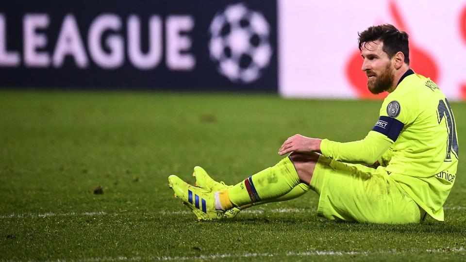 Champions League: Wasteful Barcelona leave  progress up in the air | football