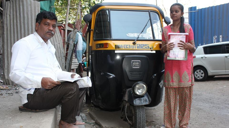 Self-taught 43-year-old auto driver from Mumbai prepares ...