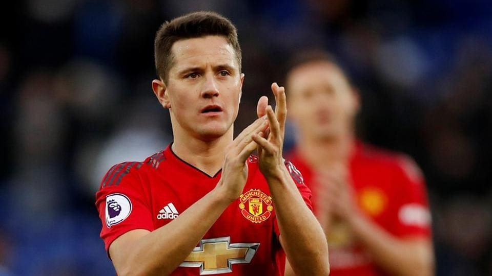 Ander Herrera happy to do the hard yards at Manchester United | football