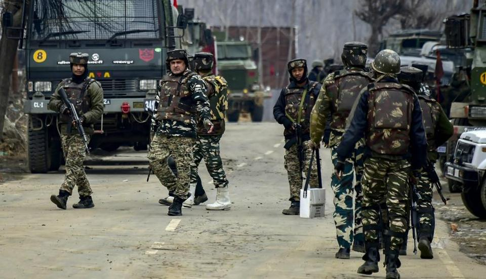 Kashmir,Hurriyat,CRPF