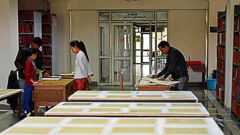 jamia milia islamia,jamia digitisation,jamia manuscripts