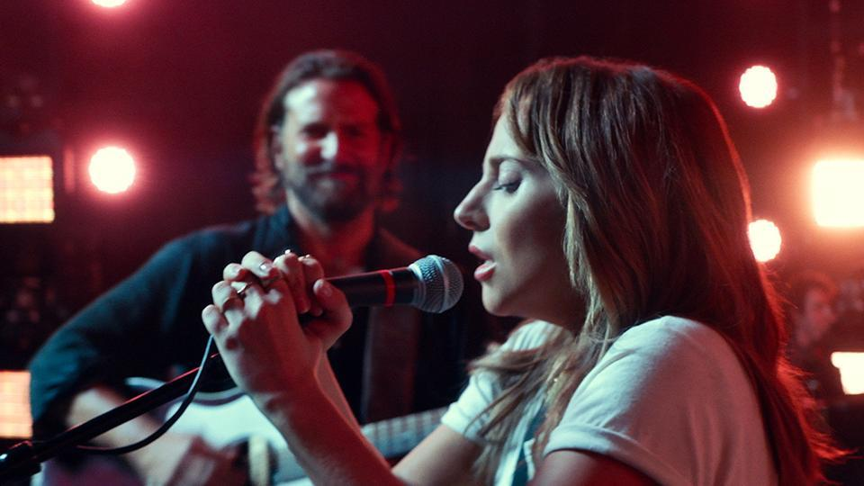A Star Is Born has been nominated for best picture.