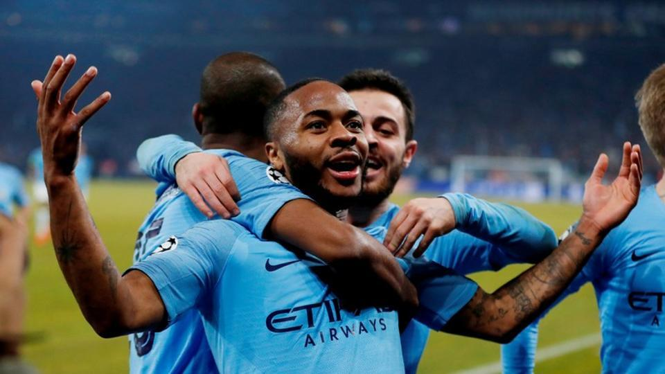 Champions League: Manchester City late comeback stuns Schalke  | football