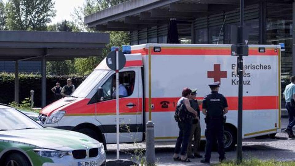 No sign of terrorism in Munich shooting that left two dead: German police. (Representative Image)