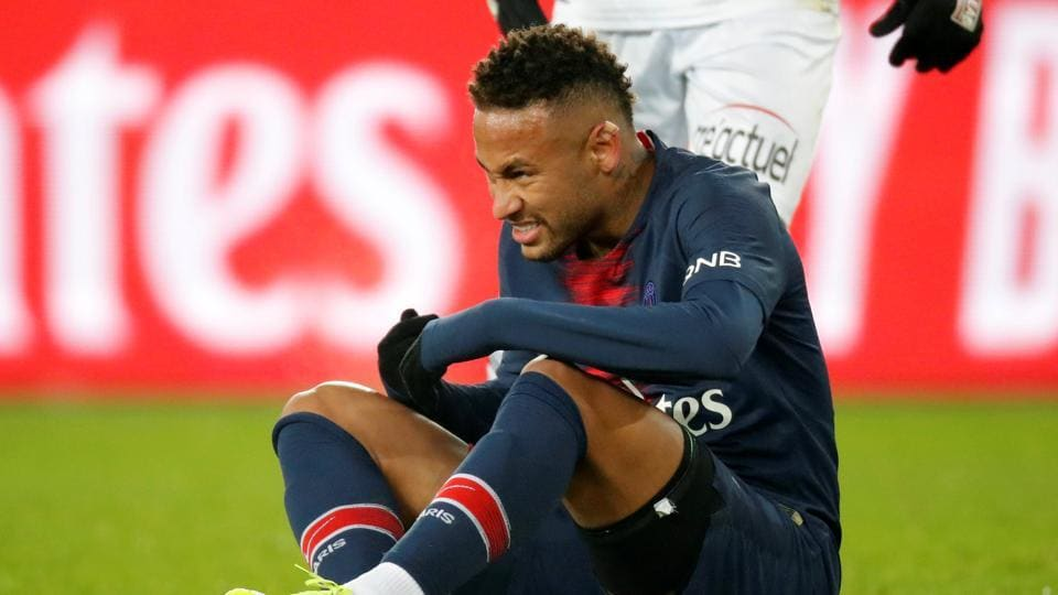 Neymar to continue treatment on foot injury in Brazil | football